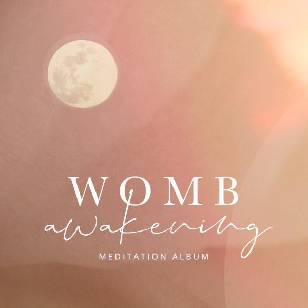 Womb Awakening Meditation Album - Alisha Rose Kruger